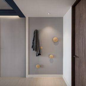 藍軸 現代風 新成屋
