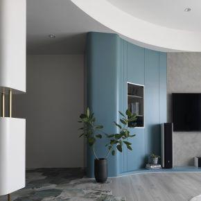 藍隅 現代風 新成屋