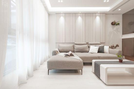 台南麻豆L宅 - 現代風 - 36-50坪