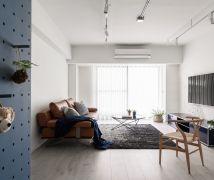 林南街X宅 - 北歐風 - 36-50坪