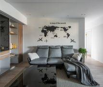 享樂主義 - 現代風 - 10-20坪