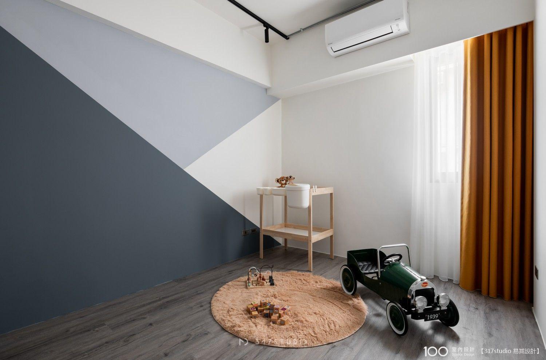 日式風兒童房