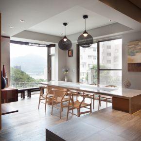 這是一個住宅的邀請 日式風 老屋翻新