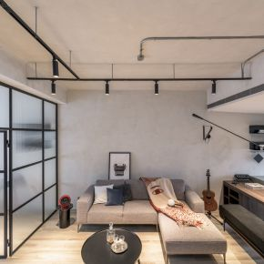 residence APO 現代風 老屋翻新