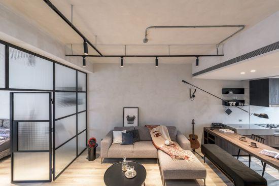 residence APO - 現代風 - 10-20坪