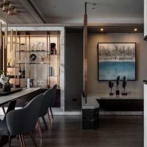 文海硯- 質感設計宅 現代風 新成屋