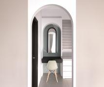 透視層次,拱形韻律 - 北歐風 - 10-20坪