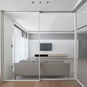 南港L宅 現代風 新成屋