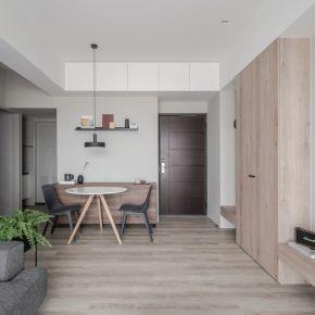 W&S Residence 現代風 新成屋