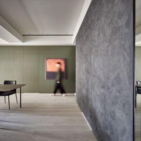 北歐自然宅,城市中的沈靜寓所 Serenity 北歐風 新成屋