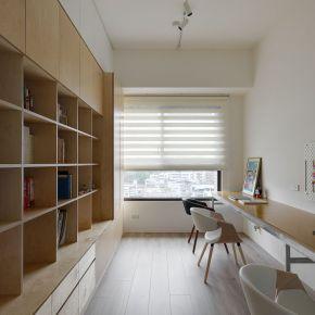 Apartment C Wenshan 北歐風 新成屋