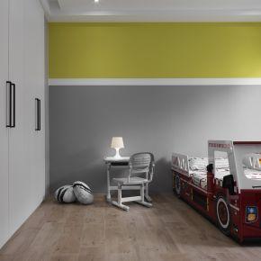 輕點時尚之筆 現代簡約別墅 現代風 新成屋