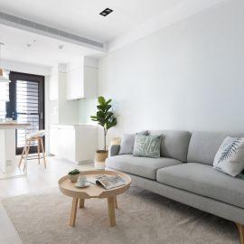 清新木質宅!2+1房創造小和室空間