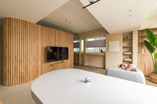 Apartment Chiang  - 現代風 - 10-20坪