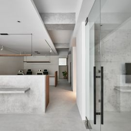 [工作空間] 老屋改造-保留空間的過去,並讓過去有新的開始。