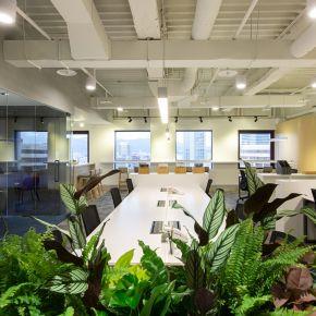 Niras office 混搭風 商業空間