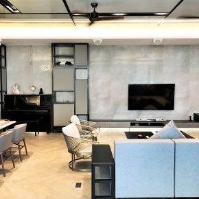 Singapore Nassim Park Residence 混搭風 新成屋