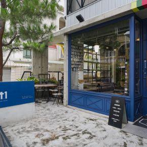 一街咖啡 工業風 老屋翻新