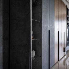 住宅設計-L宅 |翔,謐 混搭風 新成屋