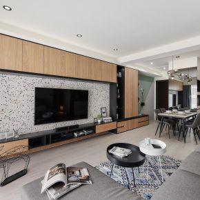小空間大收納 現代風 新成屋