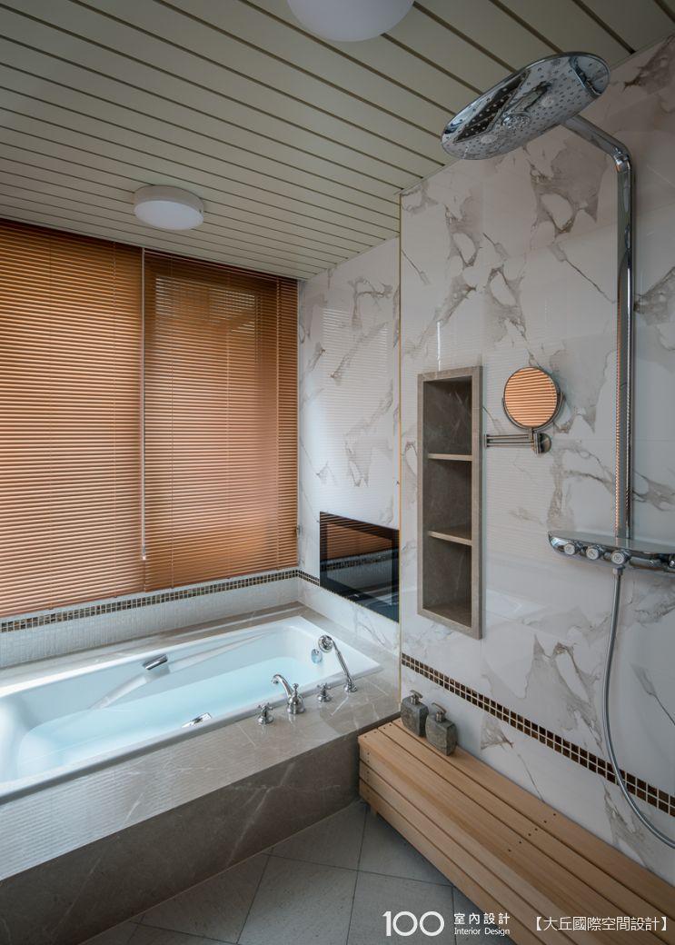 混搭風衛浴