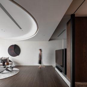 十呎半徑的藝術 現代風 新成屋