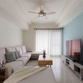日式簡約風 披上新衣 28坪 三房兩廳 日式風 新成屋
