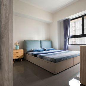 愛的四次方 北歐風 繽紛妝點 26坪 三房兩廳 北歐風 新成屋