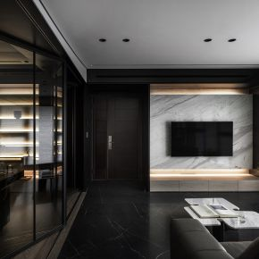 作,弧  Craft , arc 現代風 新成屋