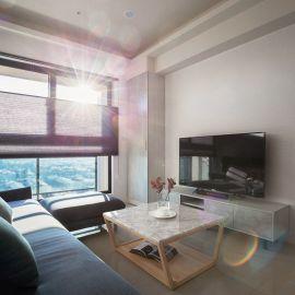 寧靜北歐 現代風 混搭北歐宅 23坪 三房兩廳