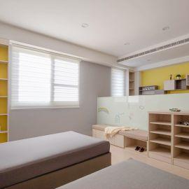 向陽的你們 北歐風 繽紛童趣透天宅 48坪 三房兩廳