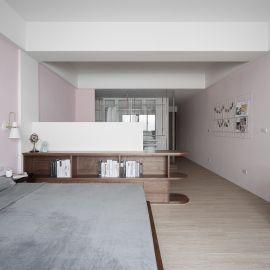 粉色柔情房 | Jin & Han案