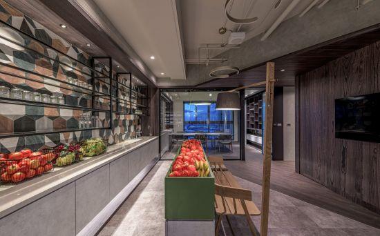 台南農峰辦公室 - 工業風 - 51-80坪