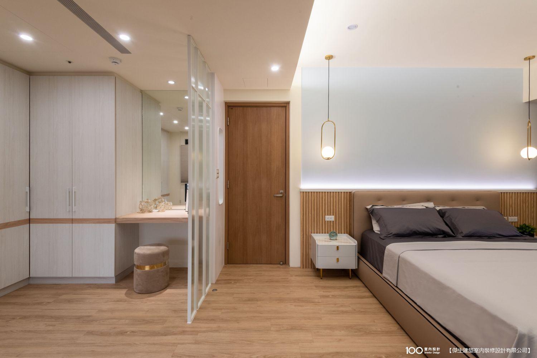 北歐風臥室