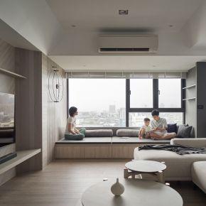 藏寶寓所 現代風 新成屋