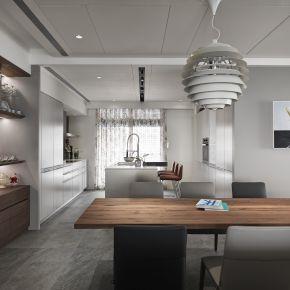 都市莊園 Urban Manor 現代風 新成屋