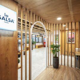 舞Ⅰ樂騷莎 ⋮ La Salsa 舞蹈教室
