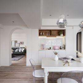 有一種家叫做雷門與百勒絲| Homellery Home+Gallery 1F