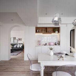 有一種家叫做雷門與百勒絲| Homellery Home+Gallery 1F 混搭風 老屋翻新