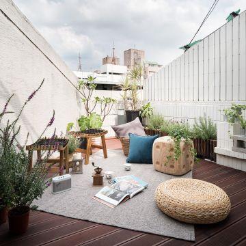 有一種家叫做雷門與百勒絲| Homellery Home+Gallery 3F
