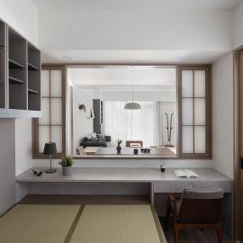 閒靜日式居家