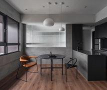 墨染藝術 - 現代風 - 10-20坪