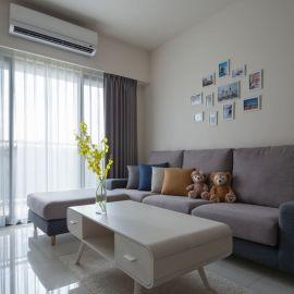 愛的成長宅 現代簡約風 25坪 三房兩廳