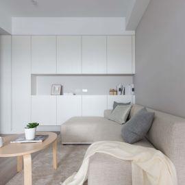 木質與北歐的混合!構築溫潤居家空間