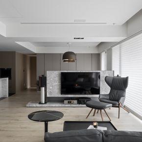 「審視所需」讓生活過得極簡而精緻 現代風 新成屋
