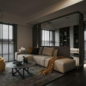 灰質 現代風 新成屋