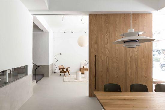 AquaFeb 辦公室 - 現代風 - 51-80坪