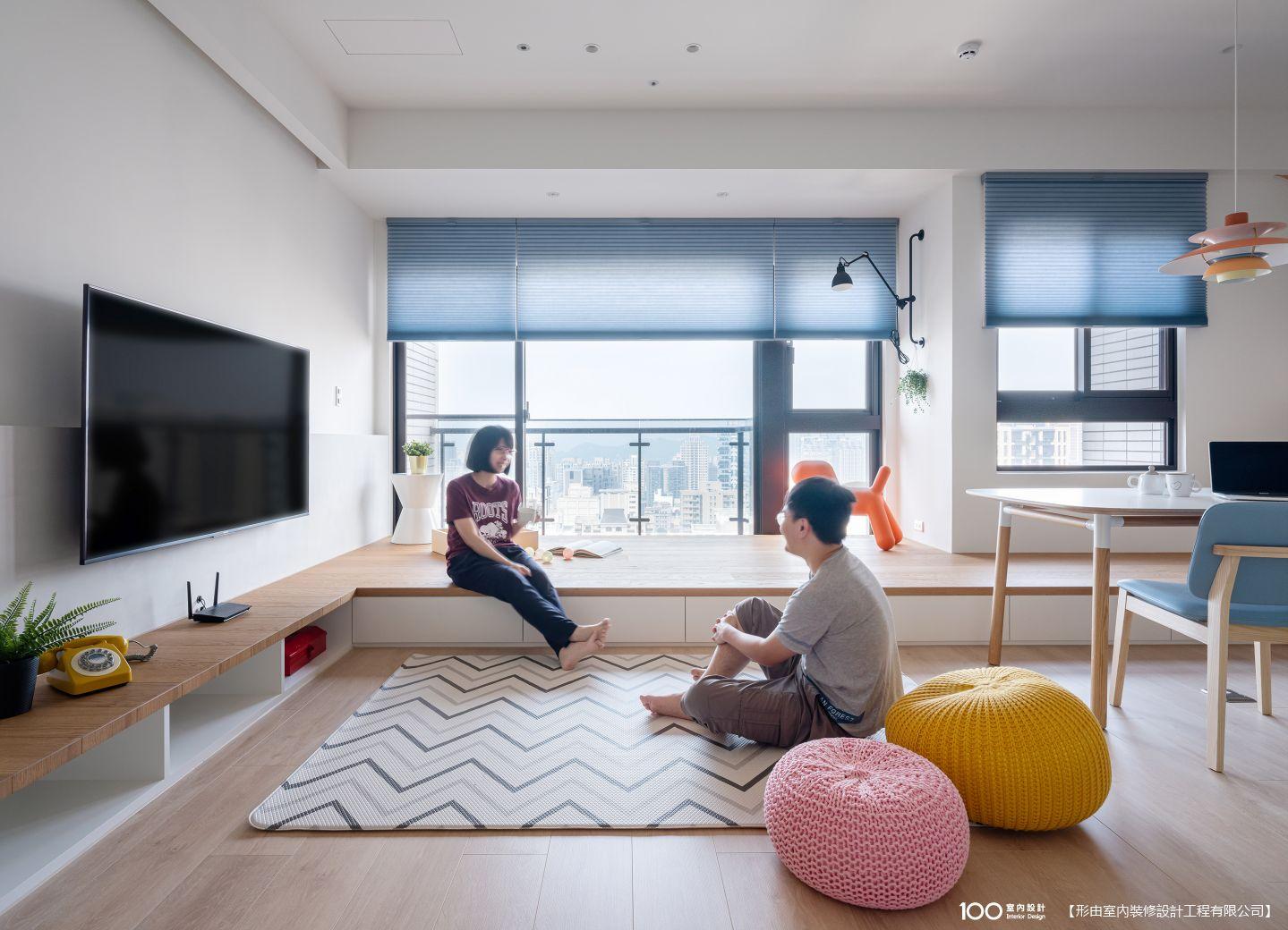日式風客廳