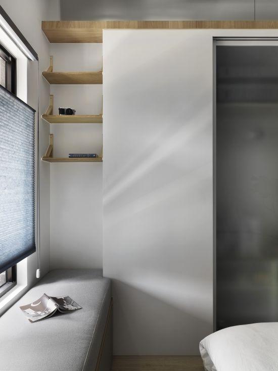 新莊蔡宅 - 現代風 - 10-20坪