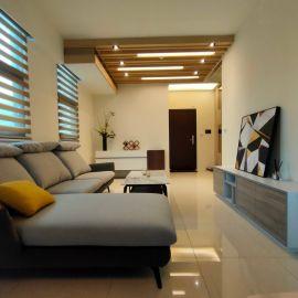 閣樓裡的好時光,木皮傢俱為家注入暖意